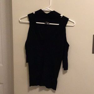 Cropped sweater from Express
